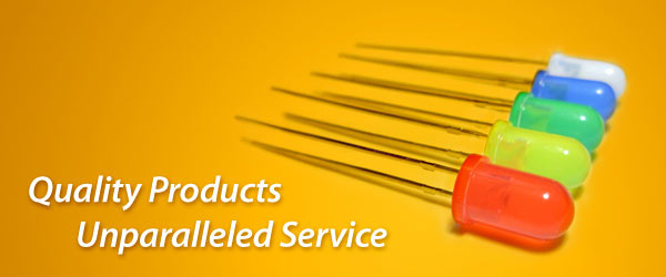 Quality products. Unparalleled service.