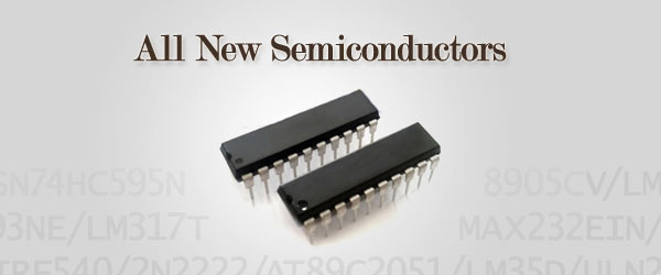 All New Semiconductors